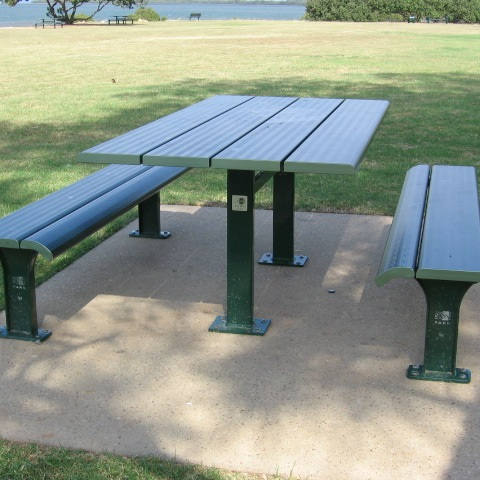 Access Table (4 Planks)