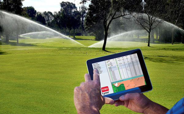 Irrigation Central Control