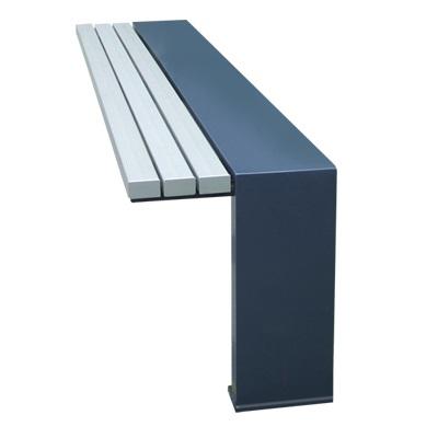 Monarch Aluminium Bench