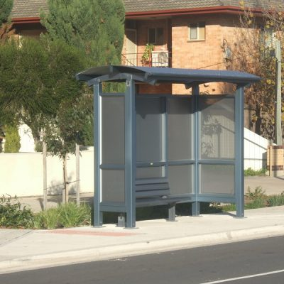 Seaside Bus Shelter