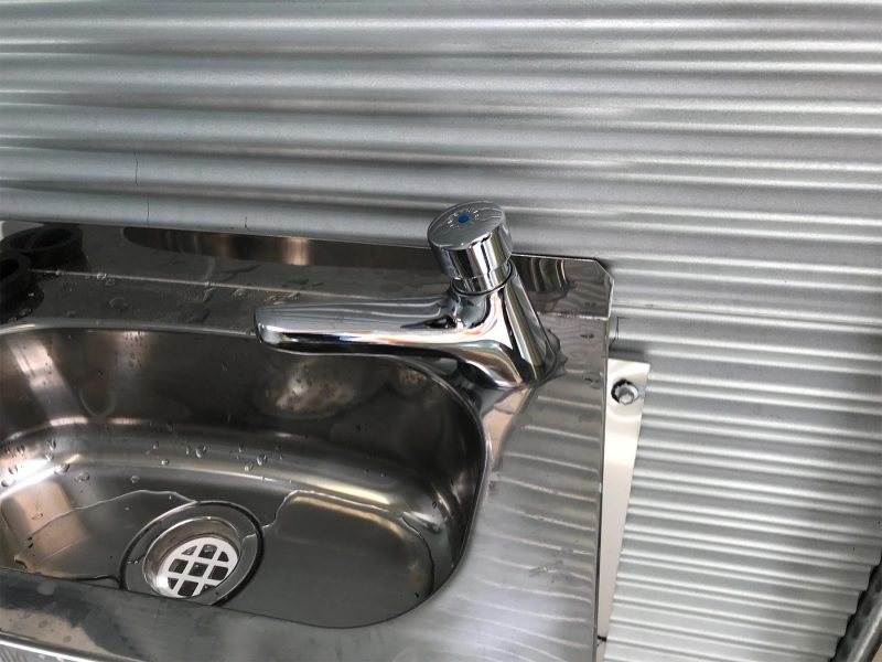 Burton Toilet Sink