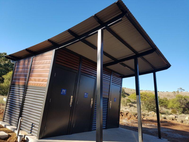 Capricorn Toilet Building Terrain Group