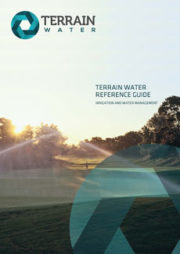 Terrain Water Guide
