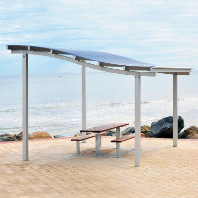 Barossa Wave Shelter