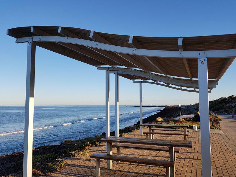 Barossa Wave Shelter