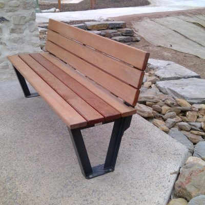 Monaco Timber Seat Terrain Group