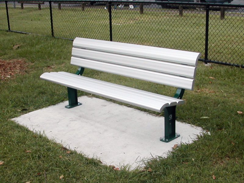 Port Adelaide City Council Parkway seat