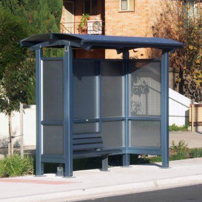 Seaside Bus Shelter