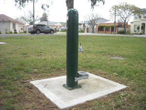 Barron Fountain Terrain Group