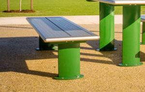 Broadwater bench Terrain group