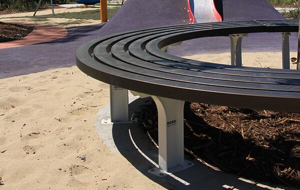 Luna Bench Terrain Group