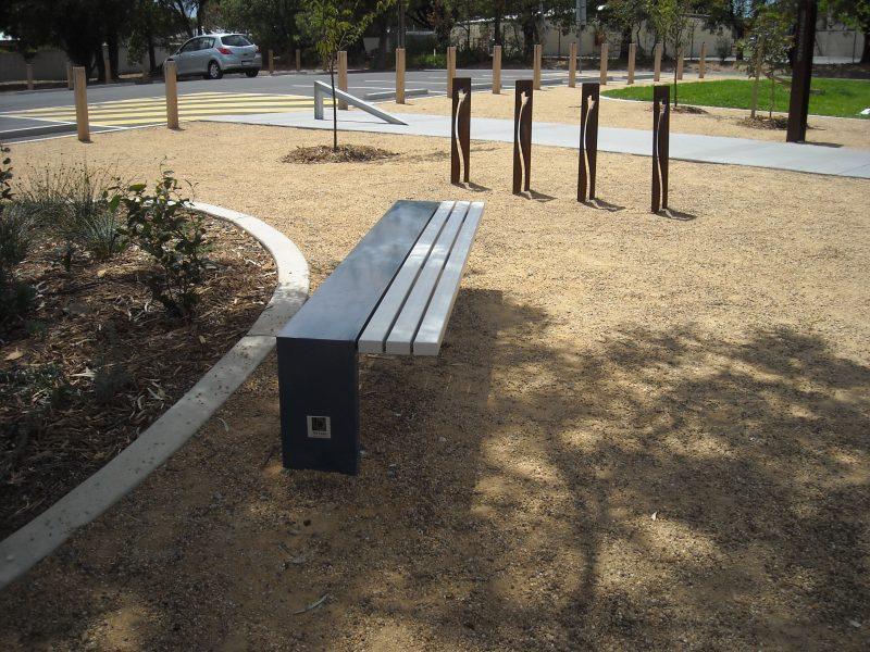 monarch bench terrain group