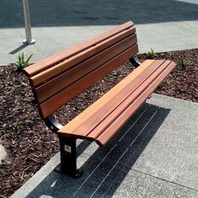 Bunjil Place Courtyard Seat