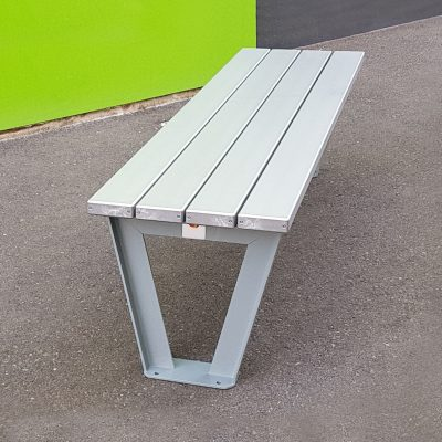 Monaco Aluminium Bench