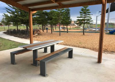 Coastal Park Receives Long Awaited Makeover