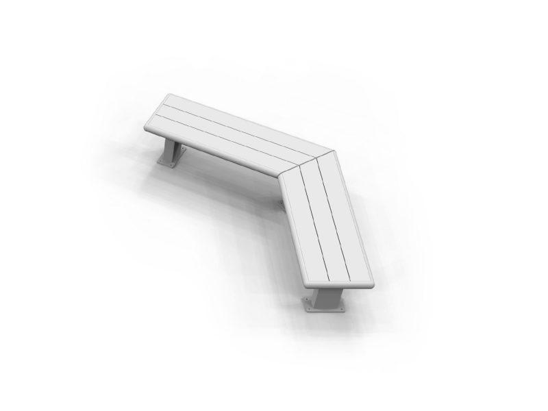 Modular Bench 2 Way
