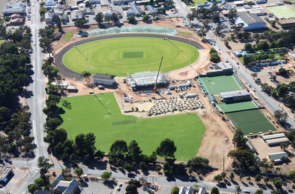 Port Pirie Sporting Complex Irrigation Project Update