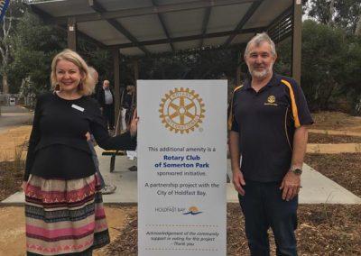 Pump Track Rotary Club of Somerton Park