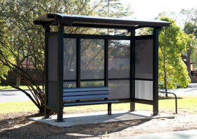 City of Burnside – New Sports Shelters