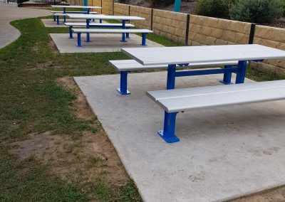 Nunawading Christian College - Access Table and Spectator Seat