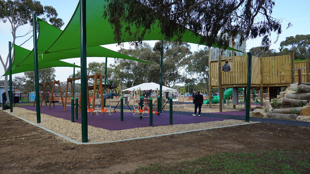Landscape architect Peter Semple on creating play areas