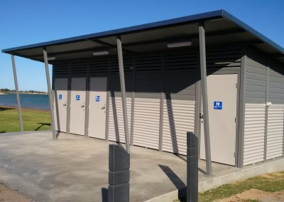 Yarra Toilet Building – Ceduna SA