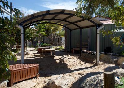 Shelter at last – Aldinga Childrens Centre