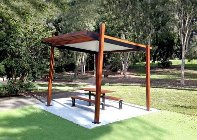 Akiva Shelter with TimberMatch