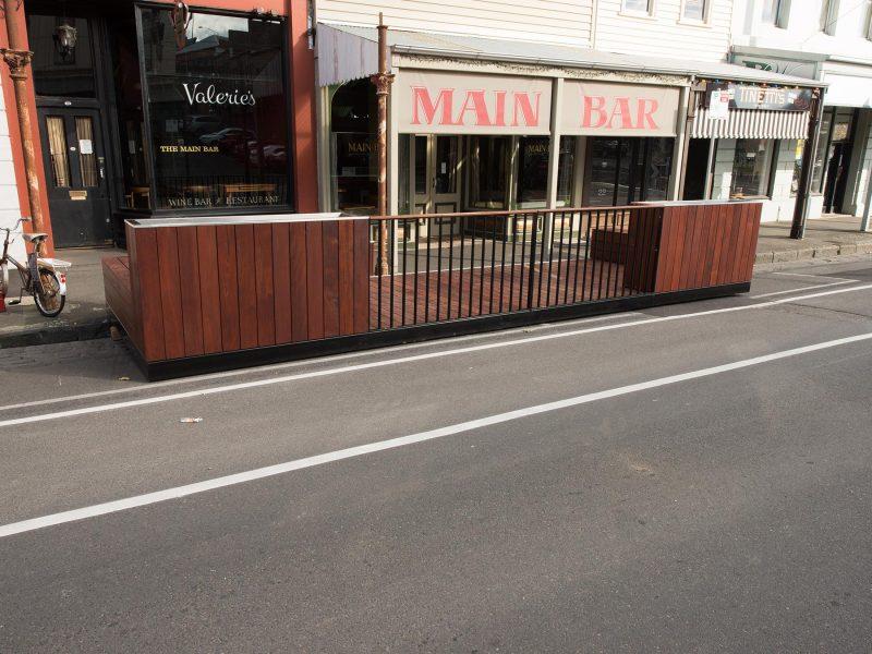Ballarat Parklet