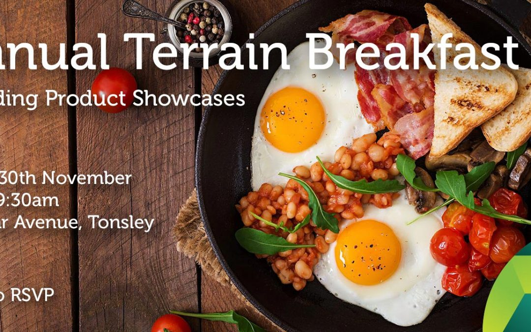 Annual Terrain Breakfast – RSVP Here!