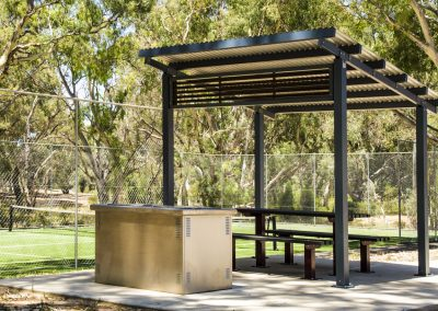 Facilities facelift at Illyarrie and Jubilee Reserves