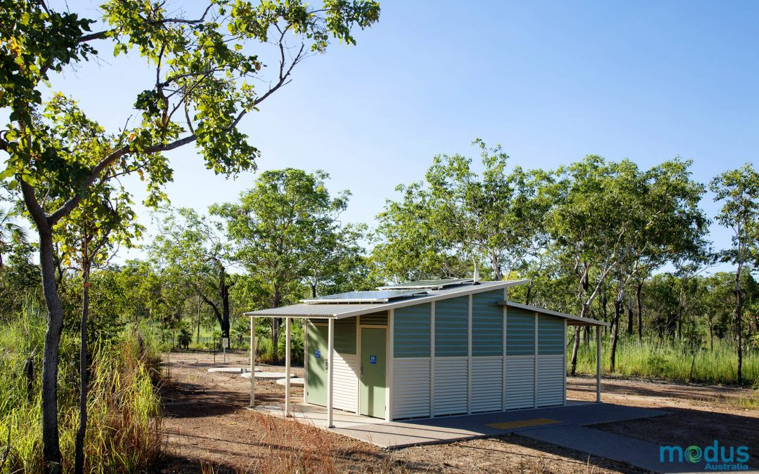 Why Modus Australia toilet buildings are your best choice