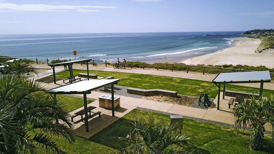 Coast Park rolls ahead as City of Onkaparinga deliver Foreshore Access Plan