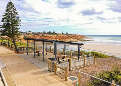 Onkaparinga's Coast Park Foreshore Access Plan