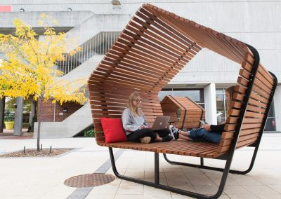 Curtin University WA chooses Urban Relax by The Italian Lab