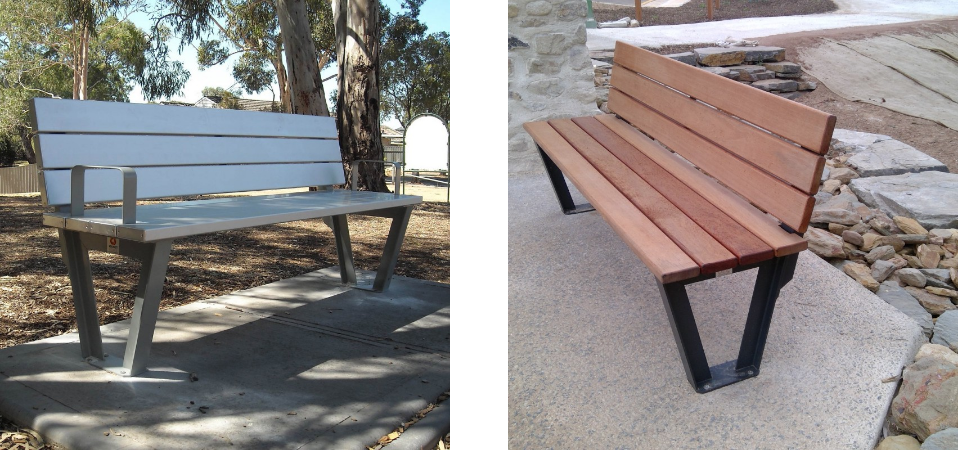 Difference between Aluminium & Timber outdoor furniture