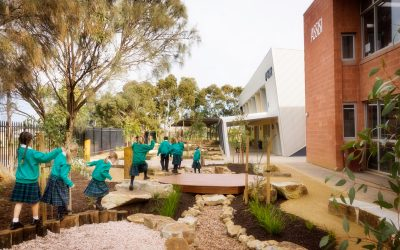 Landscape architect Simon Gallucci on designing educational spaces