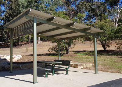 Sandow Crescent Reserve Capricorn Shelter