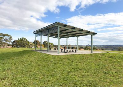 Capricorn Shelter in Diamond Hills Reserve