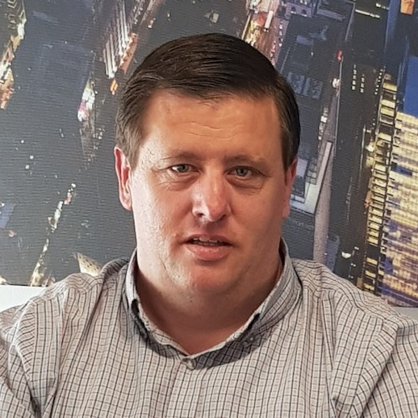 5 minutes with Bevis, National Sales Manager at Terrain Group.